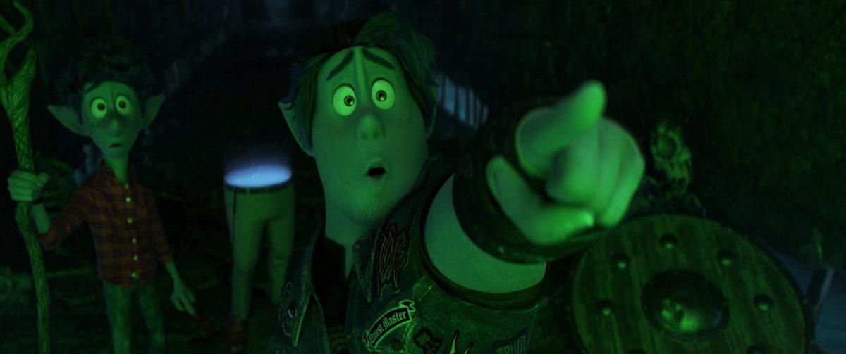 barley lightfoot personnage character en avant onward disney pixar