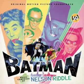 bande originale soundtrack ost score batman disney fox