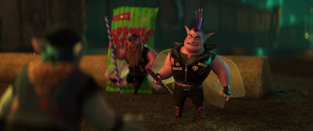 cobweb personnage character en avant onward disney pixar