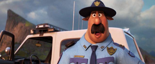 colt bronco personnage character en avant onward disney pixar