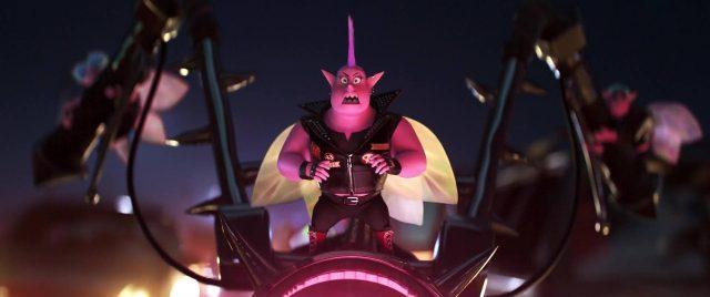 dewdrop personnage character en avant onward disney pixar