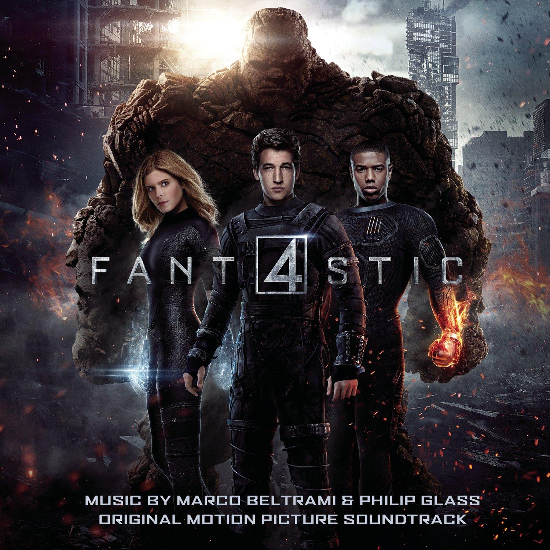 bande originale soundtrack ost score fant4stiques four fantastic disney fox marvel