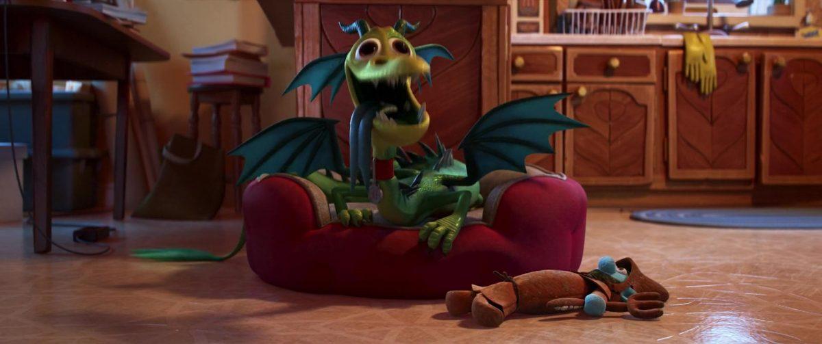 fournaise blazey personnage character en avant onward disney pixar