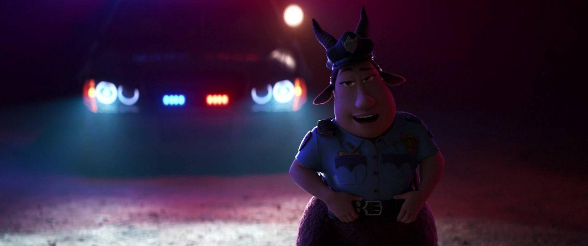 gore personnage character en avant onward disney pixar