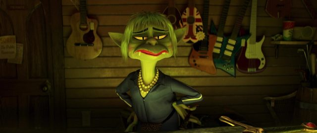 grecklin  personnage character en avant onward disney pixar