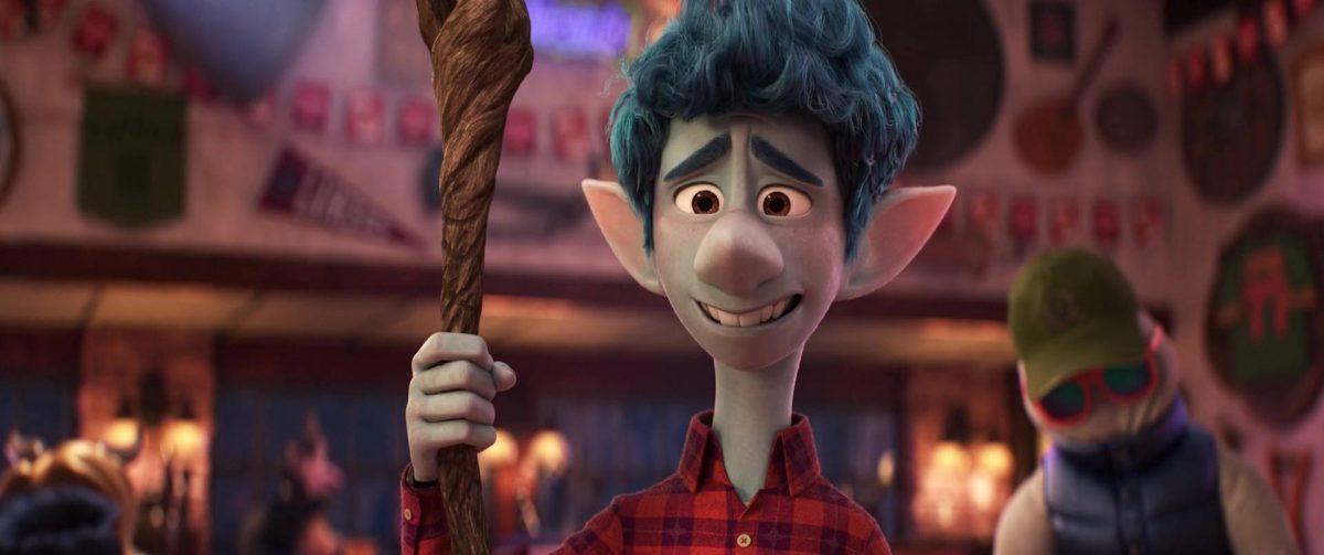 ian lightfoot personnage character en avant onward disney pixar