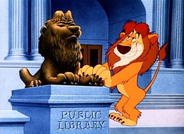 image social lion disney