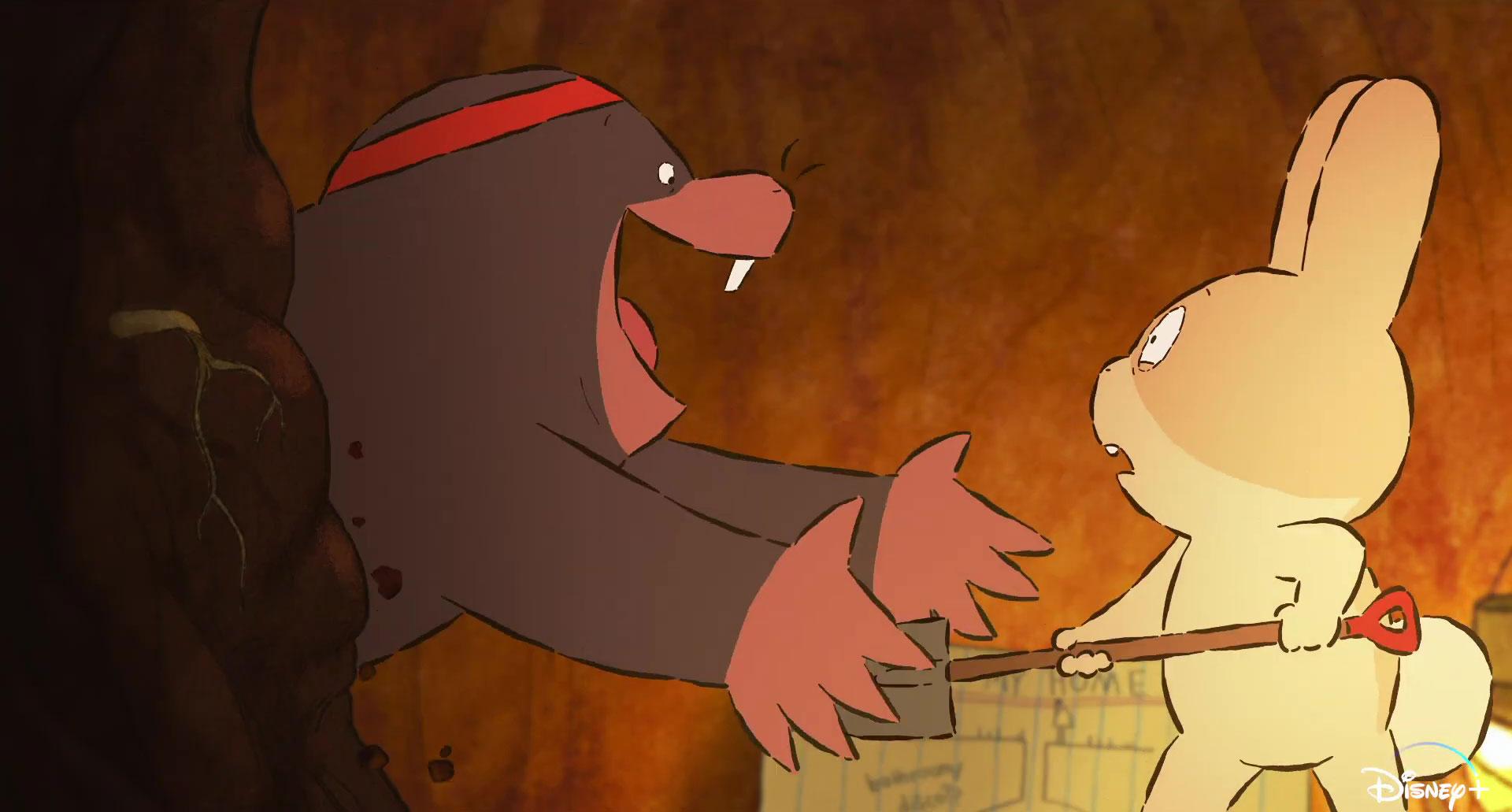 image terrier burrow disney pixar sparkshort