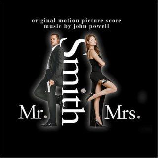 bande originale soundtrack ost score mr mrs smith disney fox