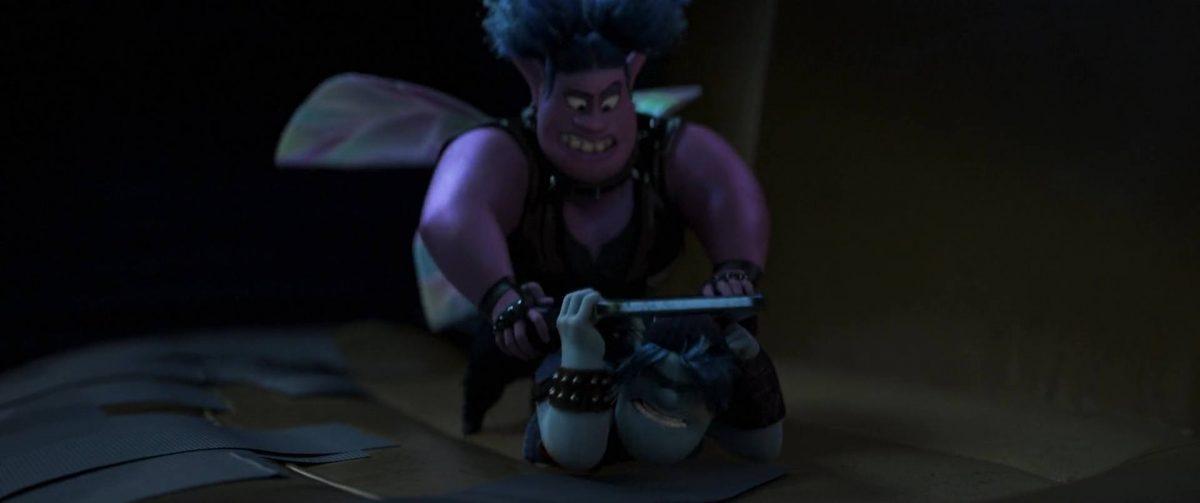 mustardseed personnage character en avant onward disney pixar