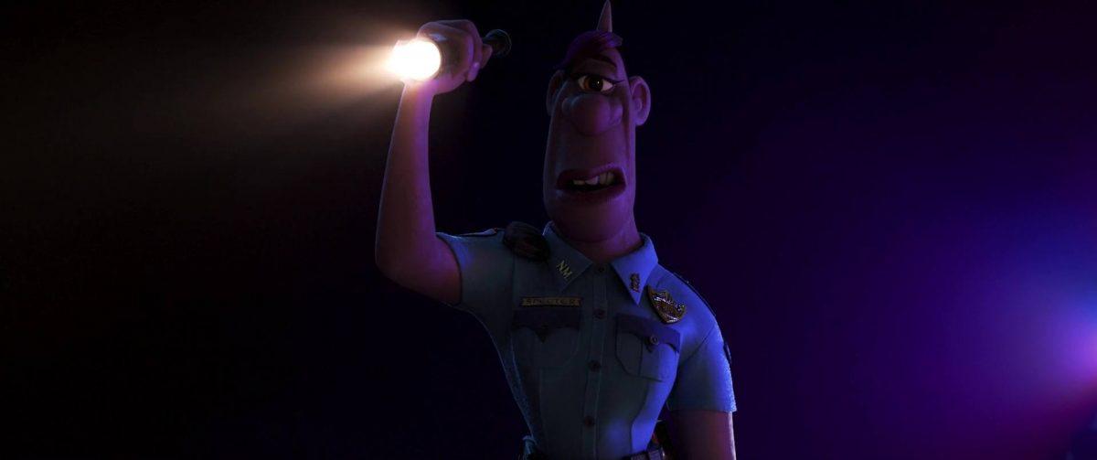 specter personnage character en avant onward disney pixar