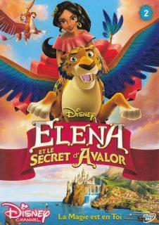 affiche poster elena secret avalor disney