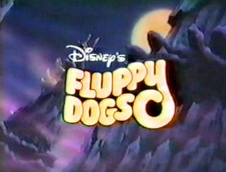 affiche poster fluppy dogs disney