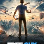affiche poster free guy disney fox