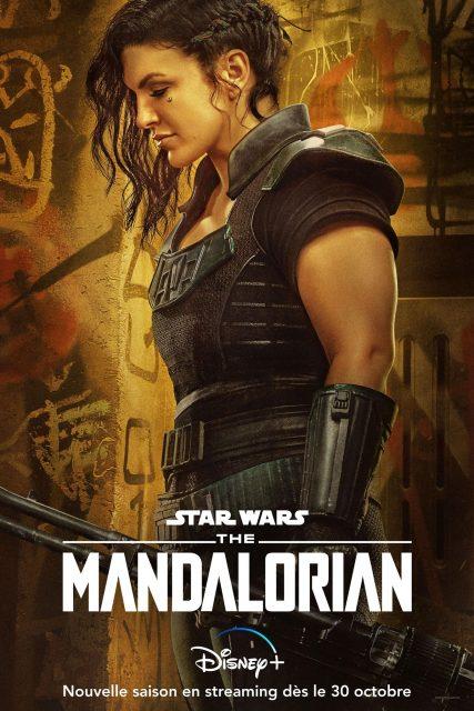 affiche poster mandalorian disney