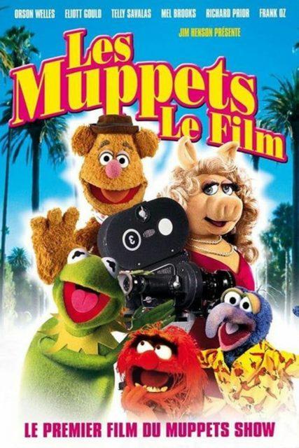 affiche poster muppets film movie cinema disney