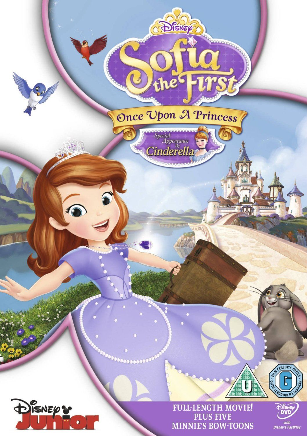 affiche poster princesse sofia fois princesse first upon time disney