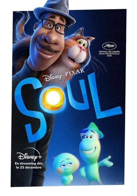 affiche poster soul pixar disney