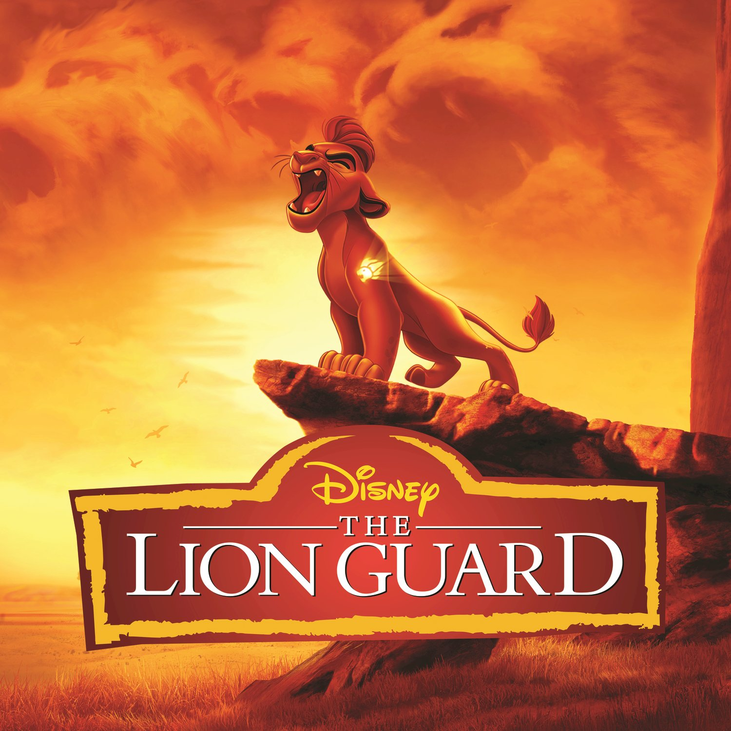bande originale soundtrack ost score roi lion guard disney