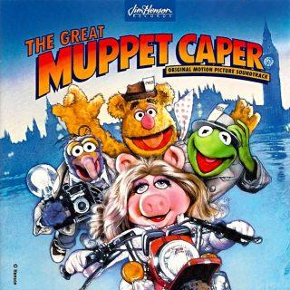 bande originale soundtrack ost score grande aventure muppets great caper disney