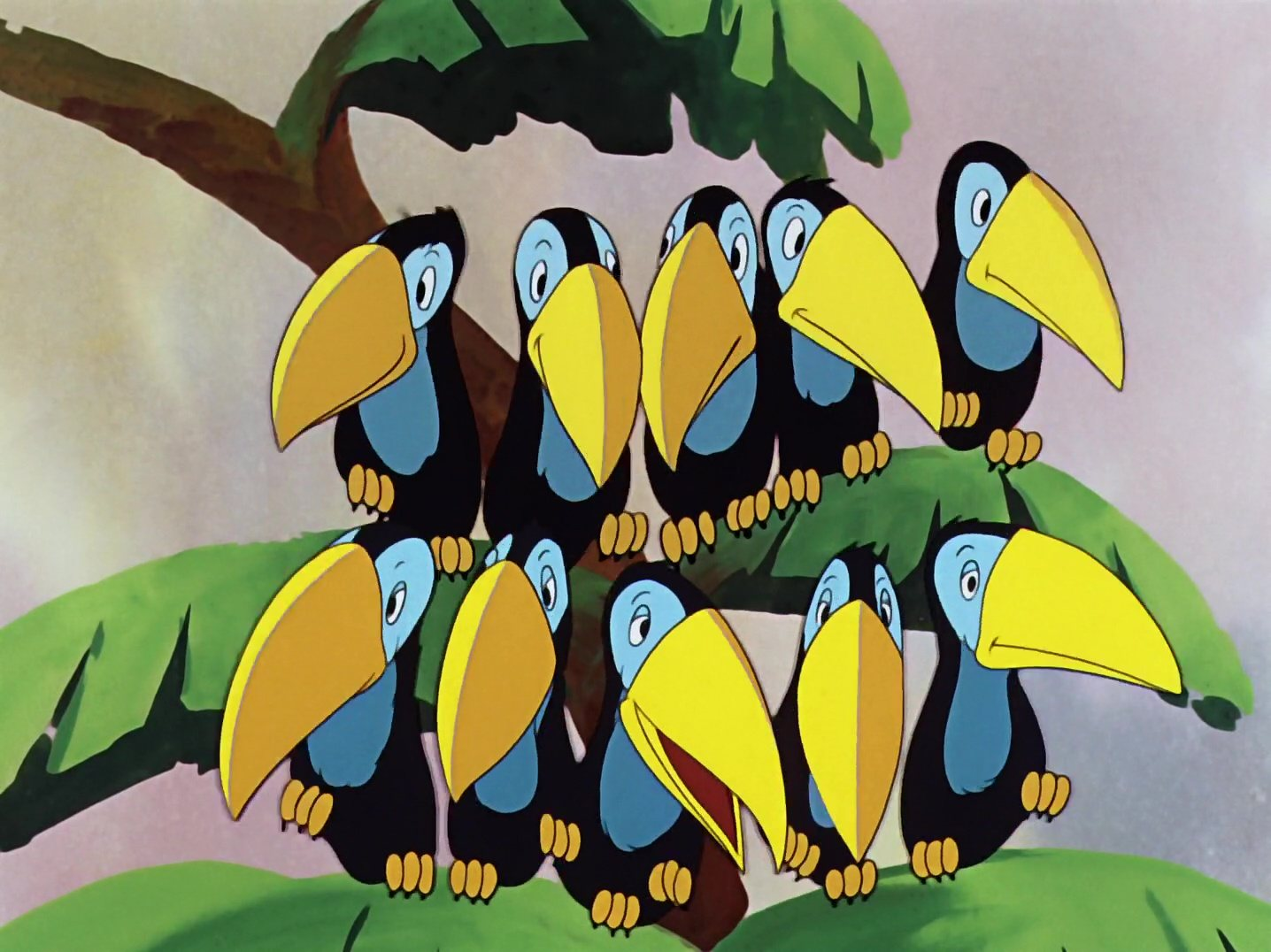 image aquarela brasil disney
