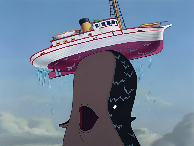 image baleine voulait chanter opera whale wanted sing met disney