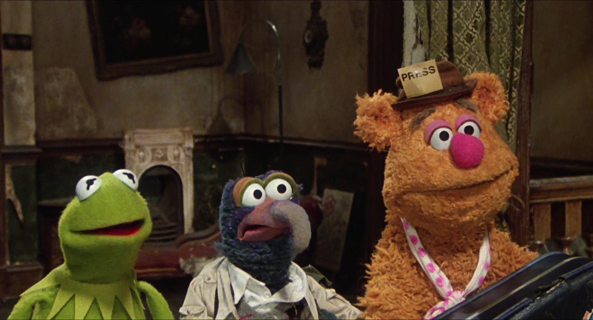 image grande aventure muppets great caper disney