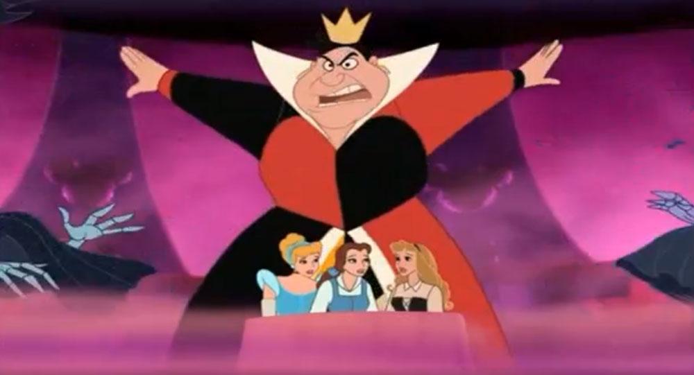 image mickey club mechants house villains disney