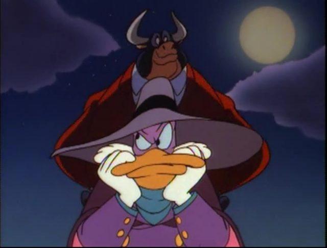 image myster mask affaire toros bulba darkly dawns duck disney