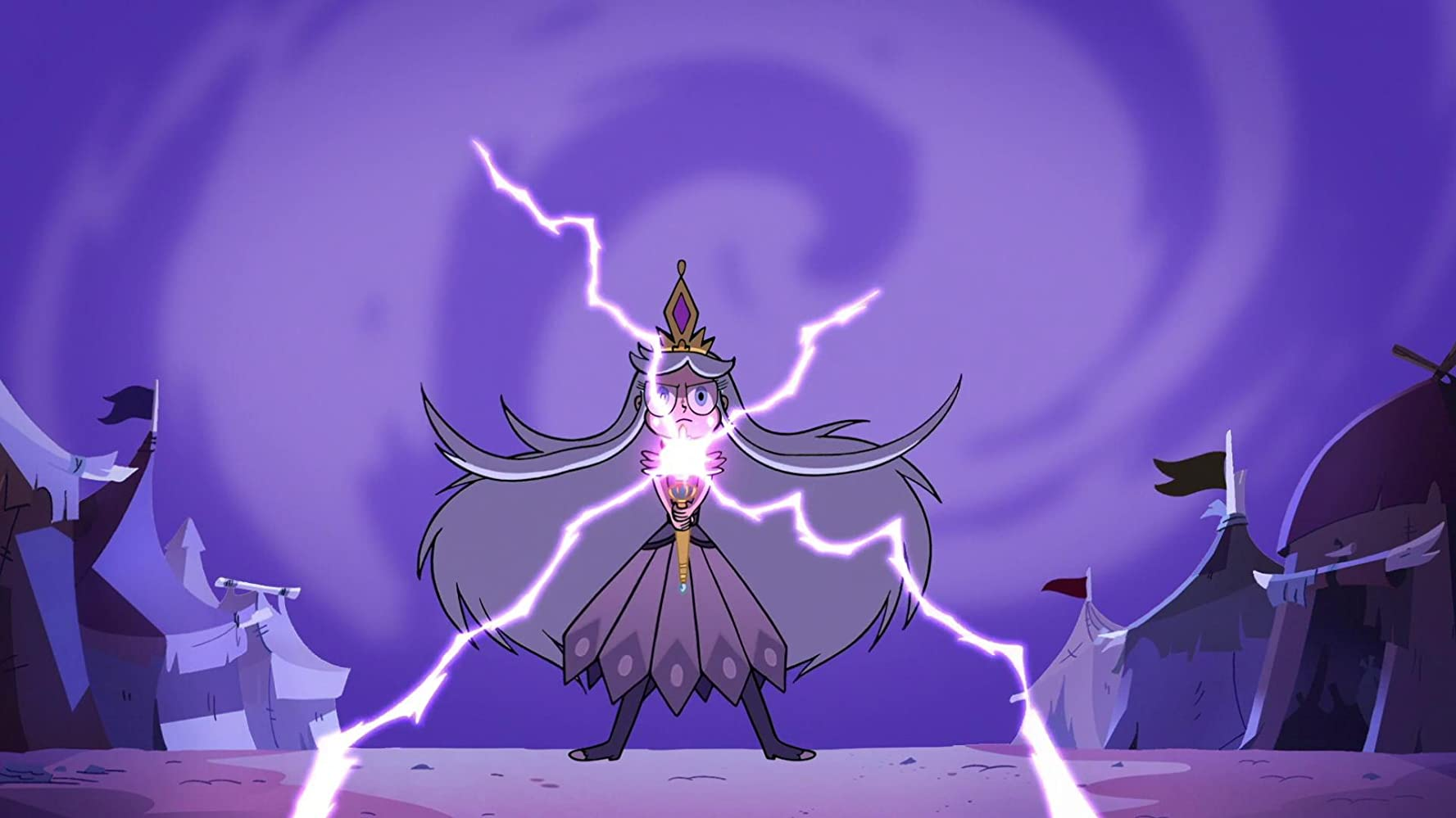 image star butterfly combat miouni forces evil battle mewni disney