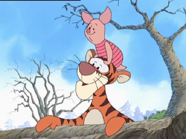 image winnie ourson offre coeur pooh valentine disney