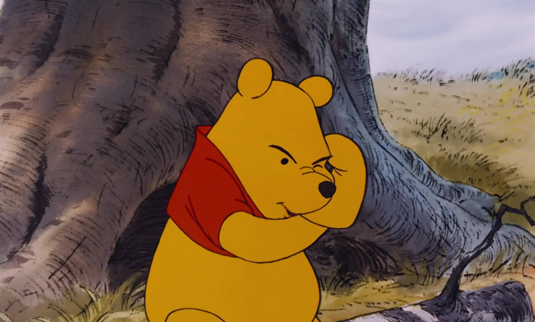 image winnie ourson vent pooh blustery day disney