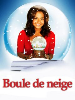 affiche poster boule neige snowglobe disney