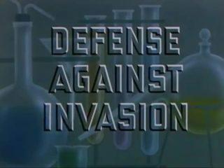 affiche poster defense against invasion disney