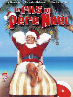 affiche poster fils pere noel mr nick disney abc
