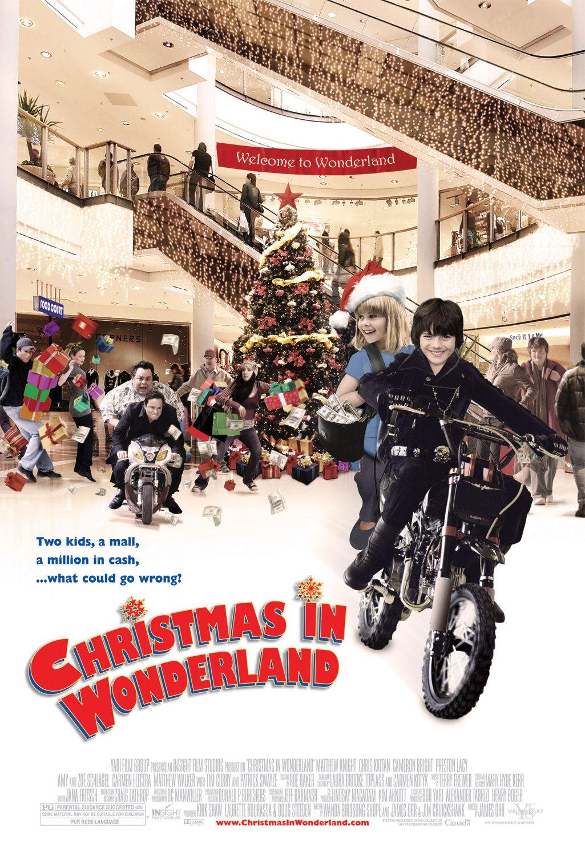 affiche poster jackpot noel papa dévalisé christmas wonderland disney
