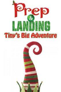 affiche poster lutin elite grande aventure rikiki prep landing tiny adventure disney