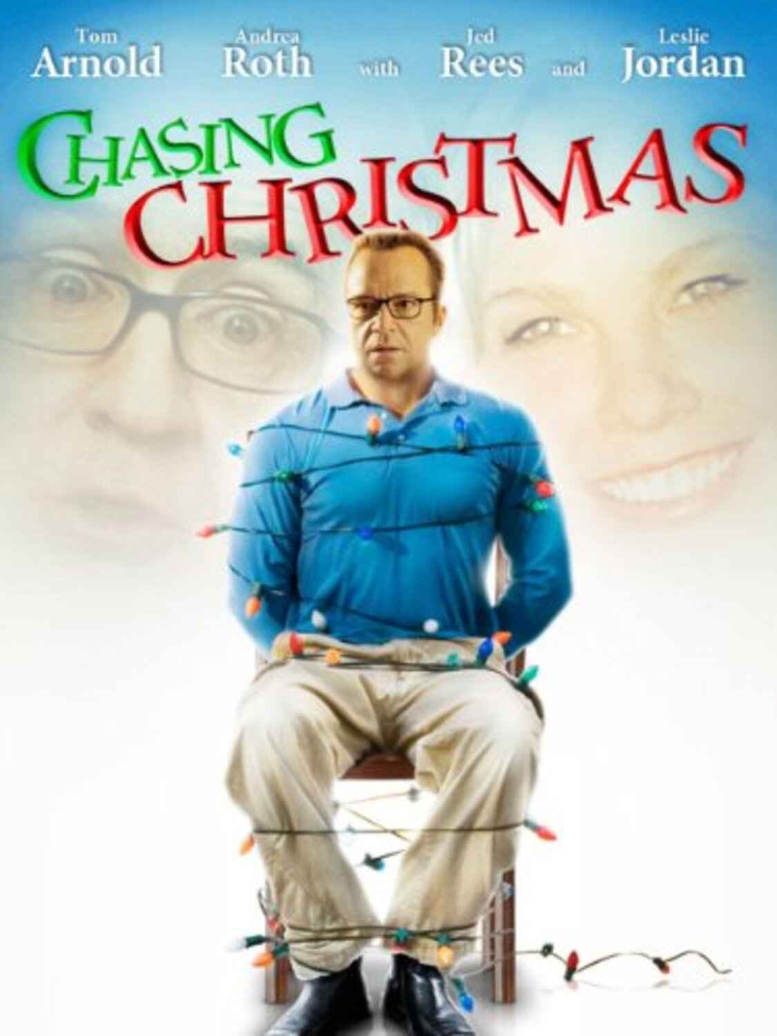 affiche poursuite noel chasing christmas disney abc