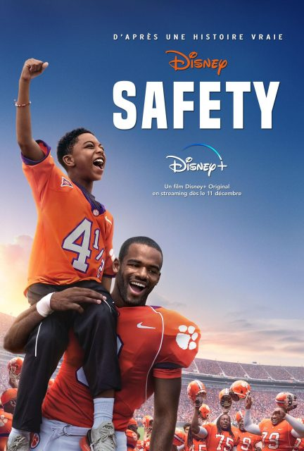 affiche poster safety disney