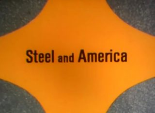 affiche poster steel america disney