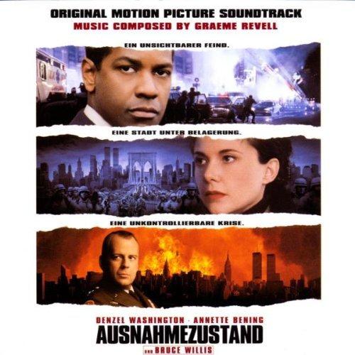 bande originale soundtrack ost score couvre feu siege disney