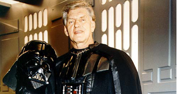 david prowse star wars dark vador