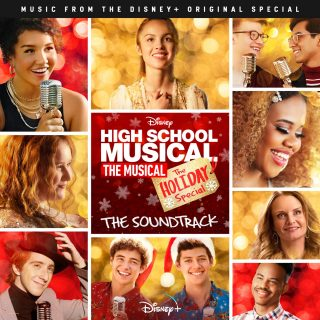 bande originale soundtrack ost score  high school musical serie special holiday disney
