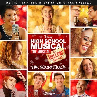 bande originale soundtrack ost score  high school musical serie special holiday disney