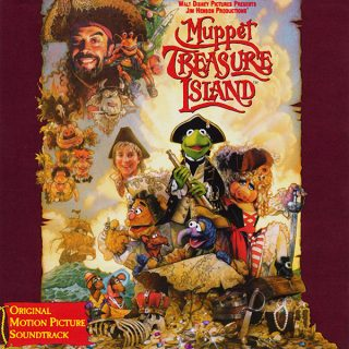 bande originale soundtrack ost score ile trésor muppets treasure island disney