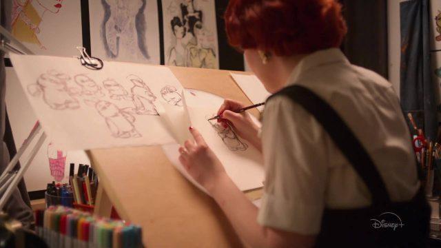 image coulisses inside pixar disney