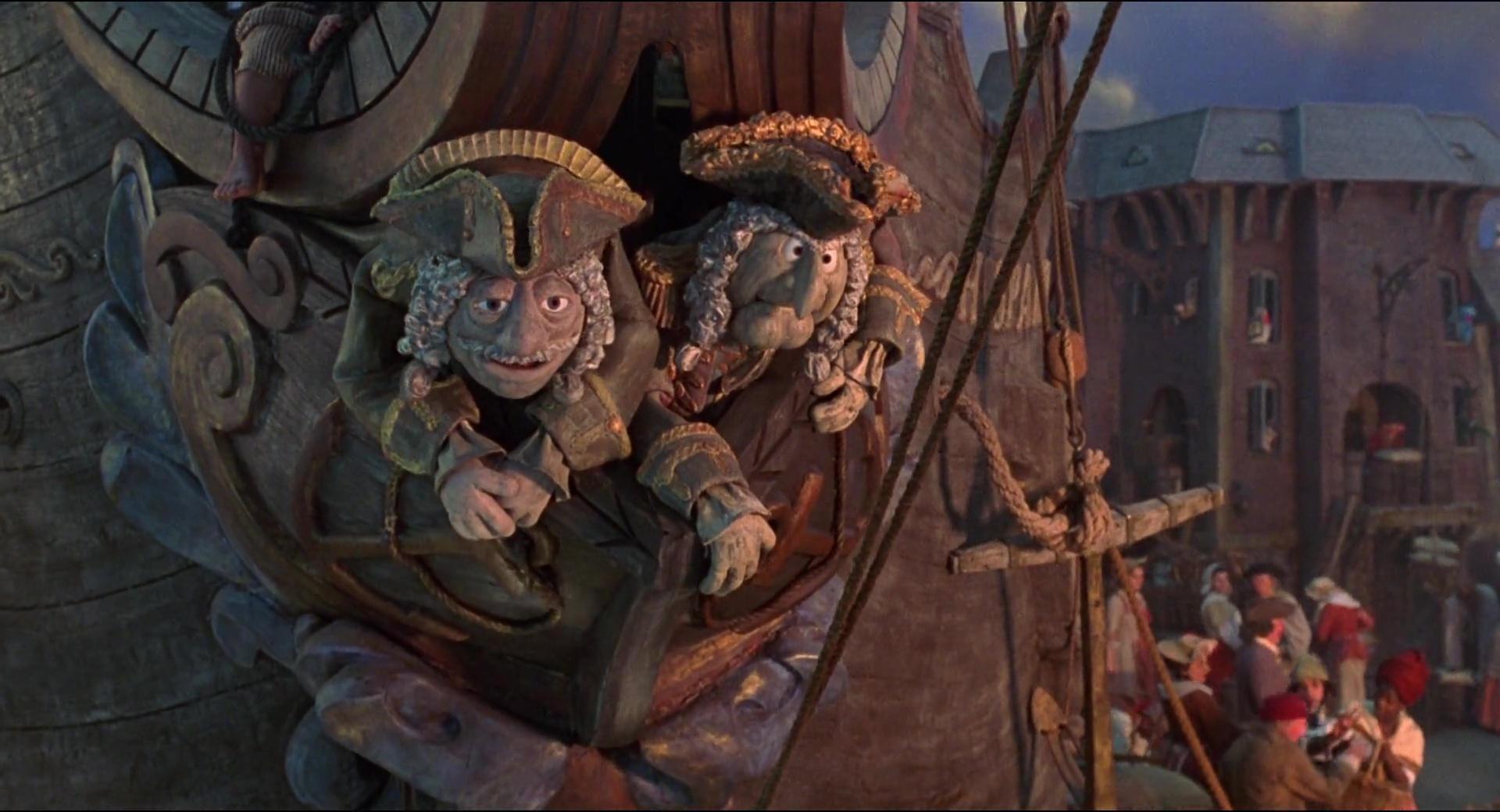 image ile trésor muppets treasure island disney