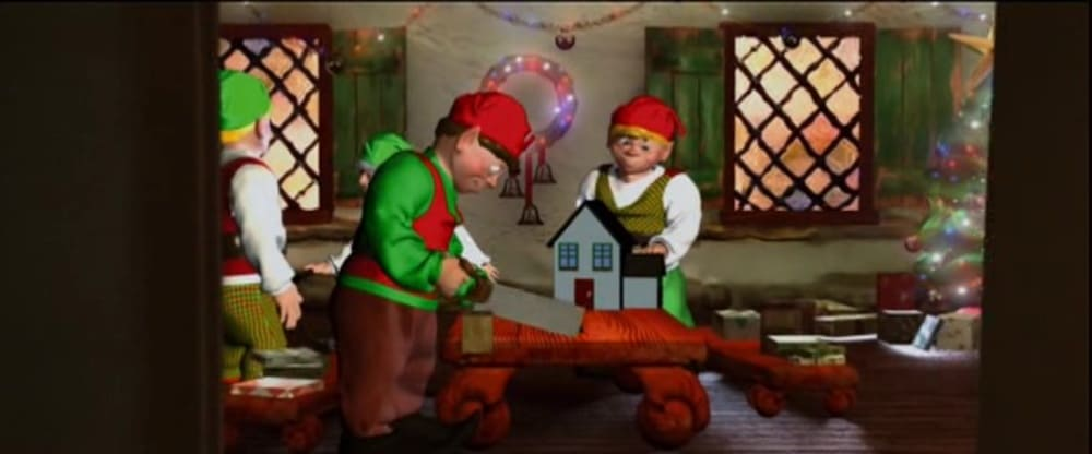 image jackpot noel papa dévalisé christmas wonderland disney