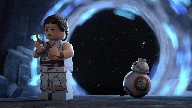 image lego star wars joyeuses fetes holidays special disney