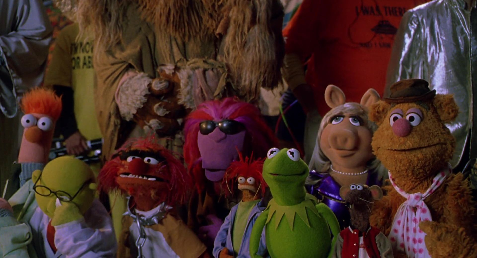 image muppets espace space disney